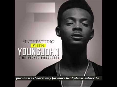 Nigeria afrobeat instrumental 2016 Young John Type