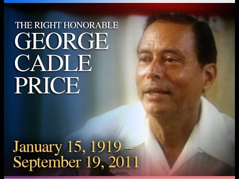 George Price - The Father of Belize