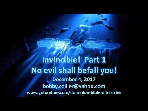 DBS 13 - Invincible!  No Evil Shall Befall You!  Dec 12 2017