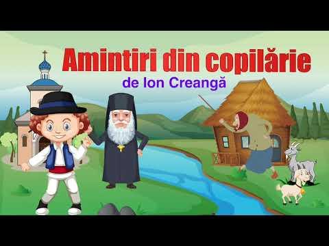 Amintiri din Copilarie de Ion Creanga , Partea I