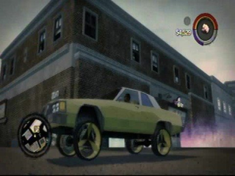 GUCCI MANE in Saints Row 2!!!! (Watch in HQ)