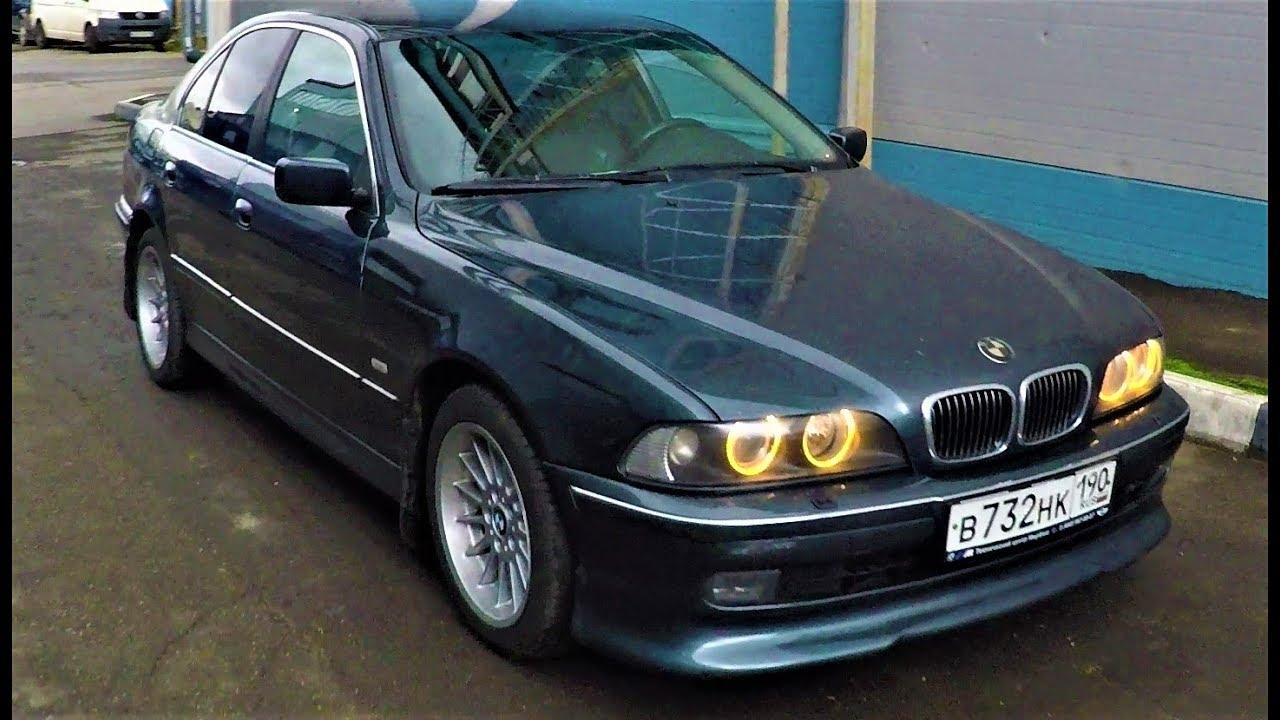 Восстановление BMW E39 ремонт кузова: пороги и крылья