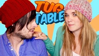 TUG THE TABLE con lele - JuegaGerman