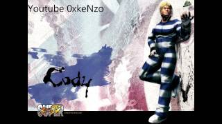 Super Street Fighter 4 Cody Theme Soundtrack HD