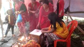 laxmi puja full hd in nepali traditional.....