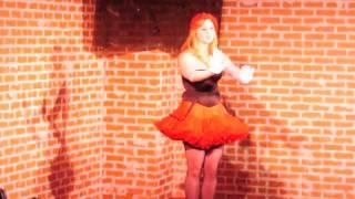 Ophelia Manson-- Mime, Angel Burlesque Open Bra
