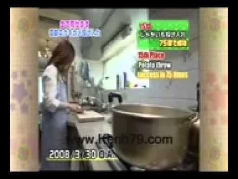 Super Cute Japanese Girls Do Tricks