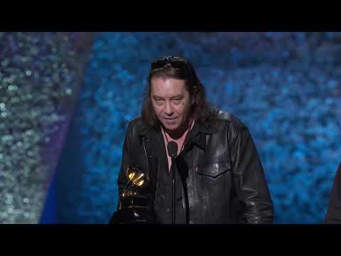 High On Fire Wins Best Metal Performance | 2019 GRAMMYs Acceptance Speech