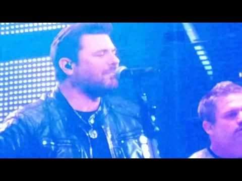Chris Young live concert at Houston Rodeo 2017