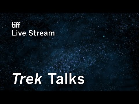 Trek Talks: Space, Diplomacy and the United Federation of Planets | TIFF Live