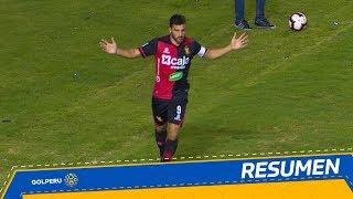 Resumen: FBC Melgar vs. Alianza Universidad (2-0)
