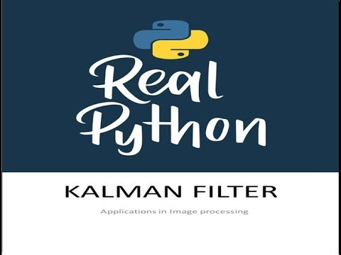 How to do real time data processing using Python Kalman Filter and Average  moving filter