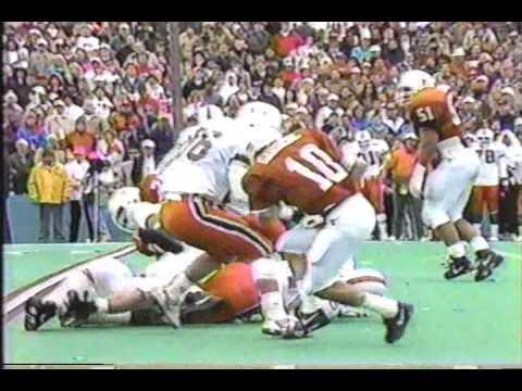 1991 Cotton Bowl - Second Half (1.1.91)