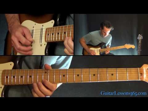 Purple Haze Instrumental Guitar Cover by Carl Brown - Jimi Hendrix
