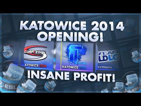 THE KATOWICE 2014 OPENING! (11x capsules)