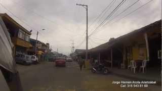 Montenegro Quindio Colombia Video 1