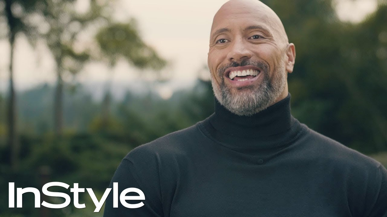 Celebrity vitals with dwayne 39 the rock 39 johnson man of style instyle youtube for Celebrity rocks watches