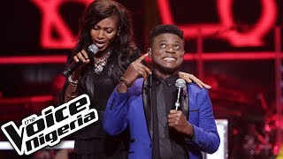 "Voke vs Eseqlic - ""Wanted"" / The Battles / The Voice Nigeria Season 2"