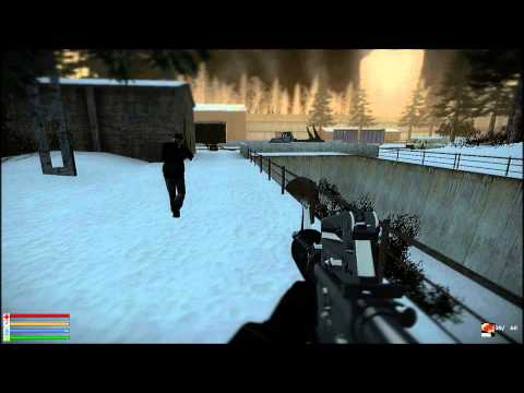 Garry's Mod | Zmod Gamemode | Ep.1 Raiding the School
