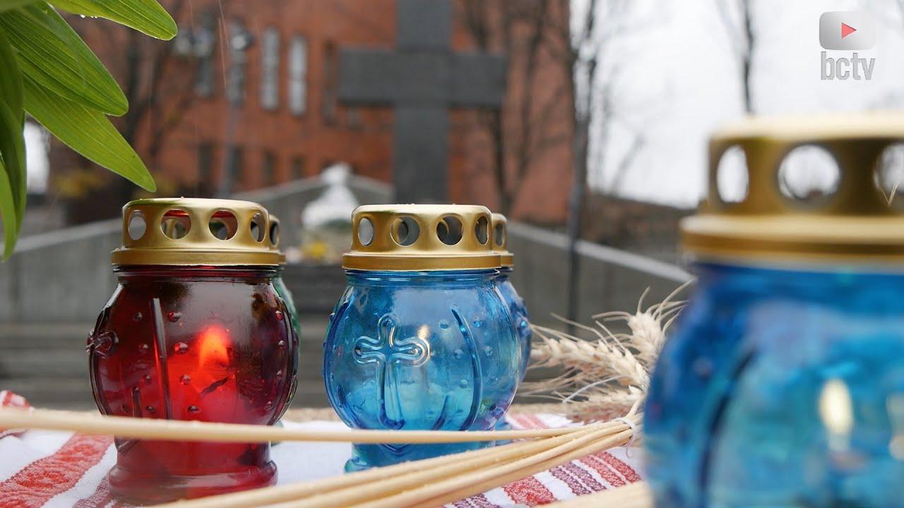 Вшанування пам'яті жертв Голодомору 🌾