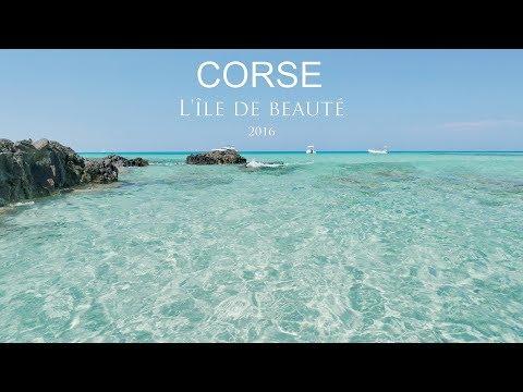 CORSE 4K (Corse du Sud et la Balagne)