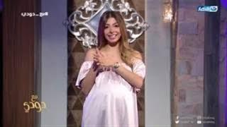 مذيعة «النهار» تفاجئ جمهورها بحملها دون زواج