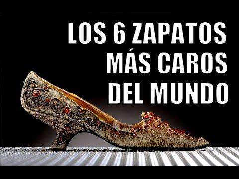Los 6 zapatos m s caros del mundo youtube for El mundo del mueble catalogo