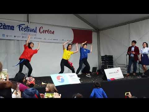 170930 Festival Coréen Paris 15e - Performance de Starry Us [1080p60]