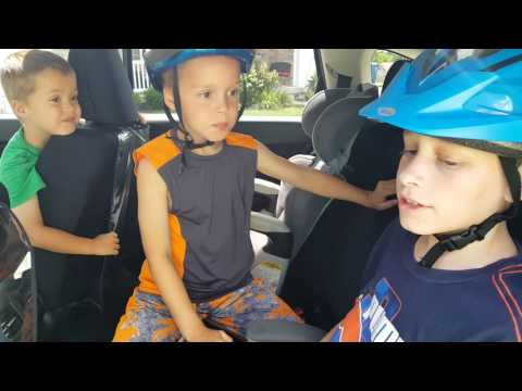 2016 Honda CRV Review with Bike Helmet Crew