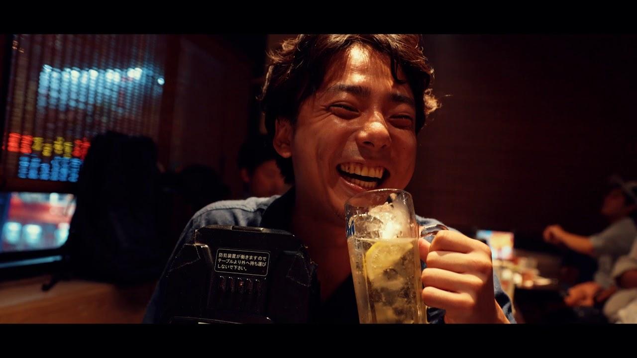 酔っ払えるまち東京 Tokyo ''The city that's always drunk.'' My RØDE Reel 2018