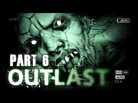 Let's Play Outlast Gameplay Walkthrough (Part 6)