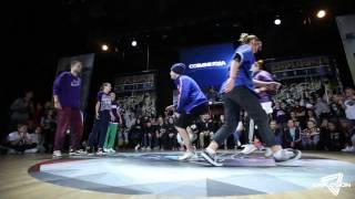 Explosion Crew vs CheifRocka / Explosion Battle 2015 Hip-Hop 3x3 1/8F