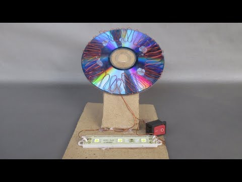 How to make Free energy Solar generator from light ray - Fre