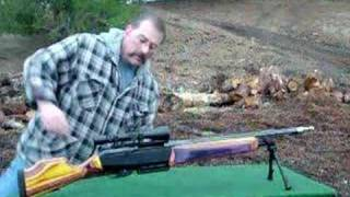 505 Gibbs made famous by Ernest Hemingway,Vigilance Rifles
