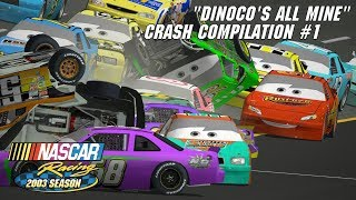 """Dinoco's All Mine"" Crash Compilation 