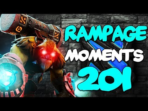 Dota 2 Rampage Moments Ep 201 thumbnail