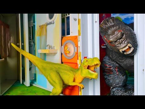 Vastatore diventa Kong 🦖💥🐵 [Episodio 3 - L'arrivo di Godzilla]