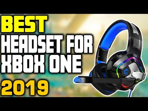 5 Best Headsets For Xbox One In 2019