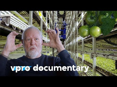 The rise of vertical farming - (VPRO documentary - 2017)
