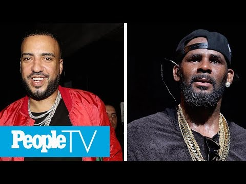 French Montana Clarifies His Comments After Appearing To Support R Kelly  PeopleTV