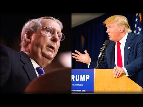 TRAITOR ALERT! MITCH MCCONNELL JUST STABBED PRESIDENT TRUMP IN THE BACK! THIS IS REALLY BAD
