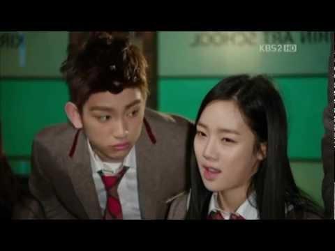 JR & Lee Seul dream high 2 MV-Maybe