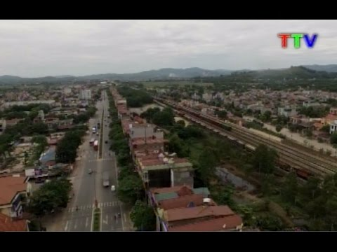 Bỉm Sơn – Xây dựng đô thị văn minh, hiện đại
