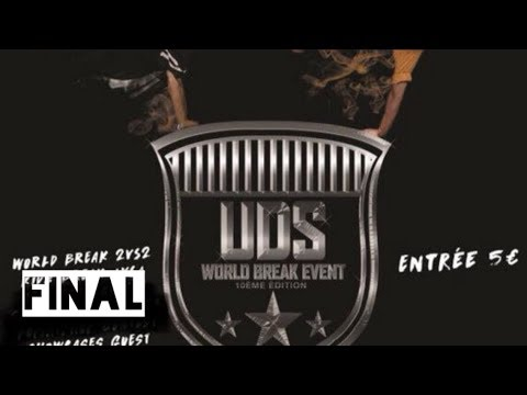 From Down Town vs Squadron | UDS BREAK EVENT 2018 FINAL