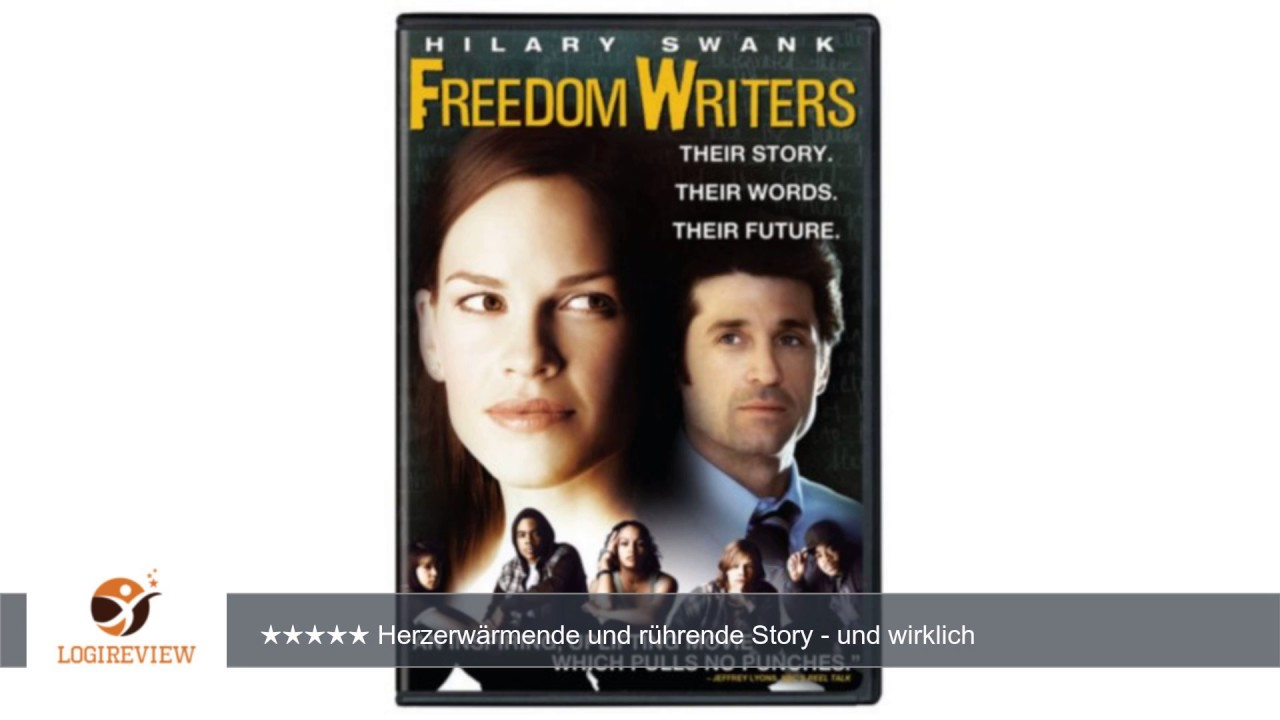 freedom writers review Available on dvd/blu-ray, plus trailers and reviews for freedom writers based on the true story of erin gruwell (a steely hilary swank), a first time teacher in california who inspired her racially divided students.