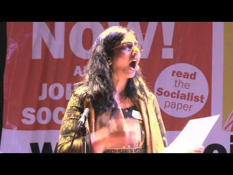Kshama Sawant speech at Socialism 2014