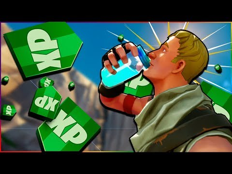 7 Ways to RANK UP FAST in Fortnite! Max XP & Easy LEVEL 100! (Fortnite Battle Royale)