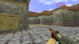 CS 1.6 Top 10 Frags August 2012