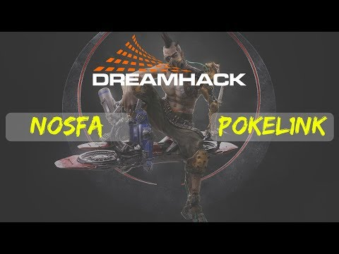 nosfa vs Pokel1nK | Quake Champions | Dreamhack Winter | qualifiers | South America