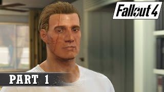 Fallout 4 Playthrough - Part 1 - A New Beginning